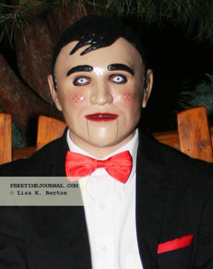 Life size ventriloquist dummy