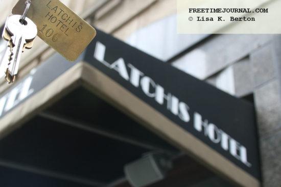 Latchis Hotel Room Keys