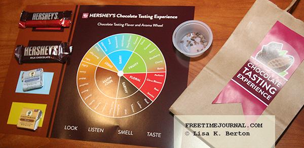 HersheysChocolateWorld-tasting