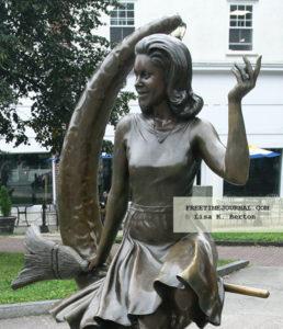 """""""Bewitched"""" star, Elizabeth Montgomery"""