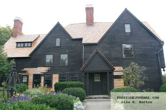 Celebrating 350 years, The House of the Seven Gables