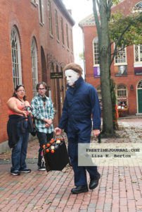 Just Mike Myers out for an afternoon stroll