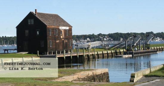 Old Sail Loft, Salem Maritime National Historic Site