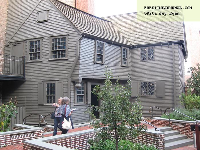 Boston-Paul-Revere-House